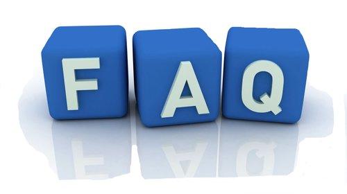 Usein kysyttyä, FAQ